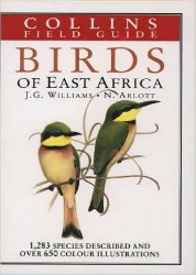 birds east africa collins guide