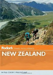 new zealand fodor book
