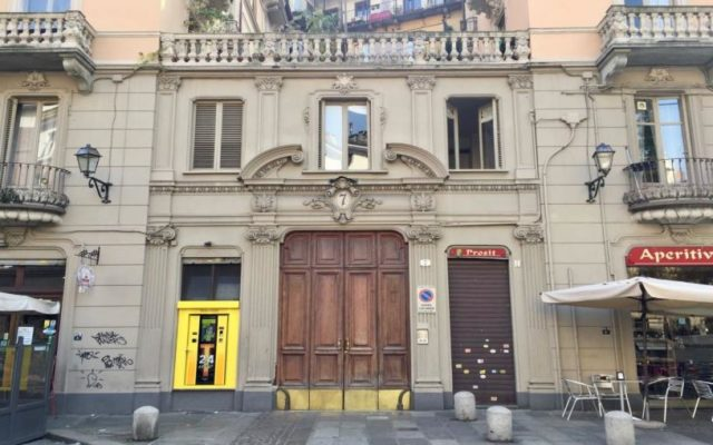 Our Home in Turin