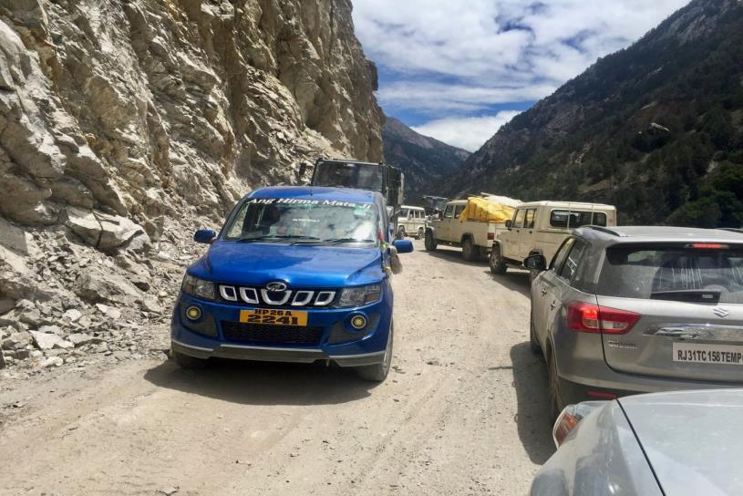 The 4Runner and India Travel